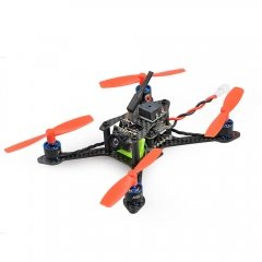 Full Speed Bat-100 100mm Mini FPV Racing Drone PNP with F3 6A BLHELI_S Dshot600 25MW 48CH 600TVL VTX