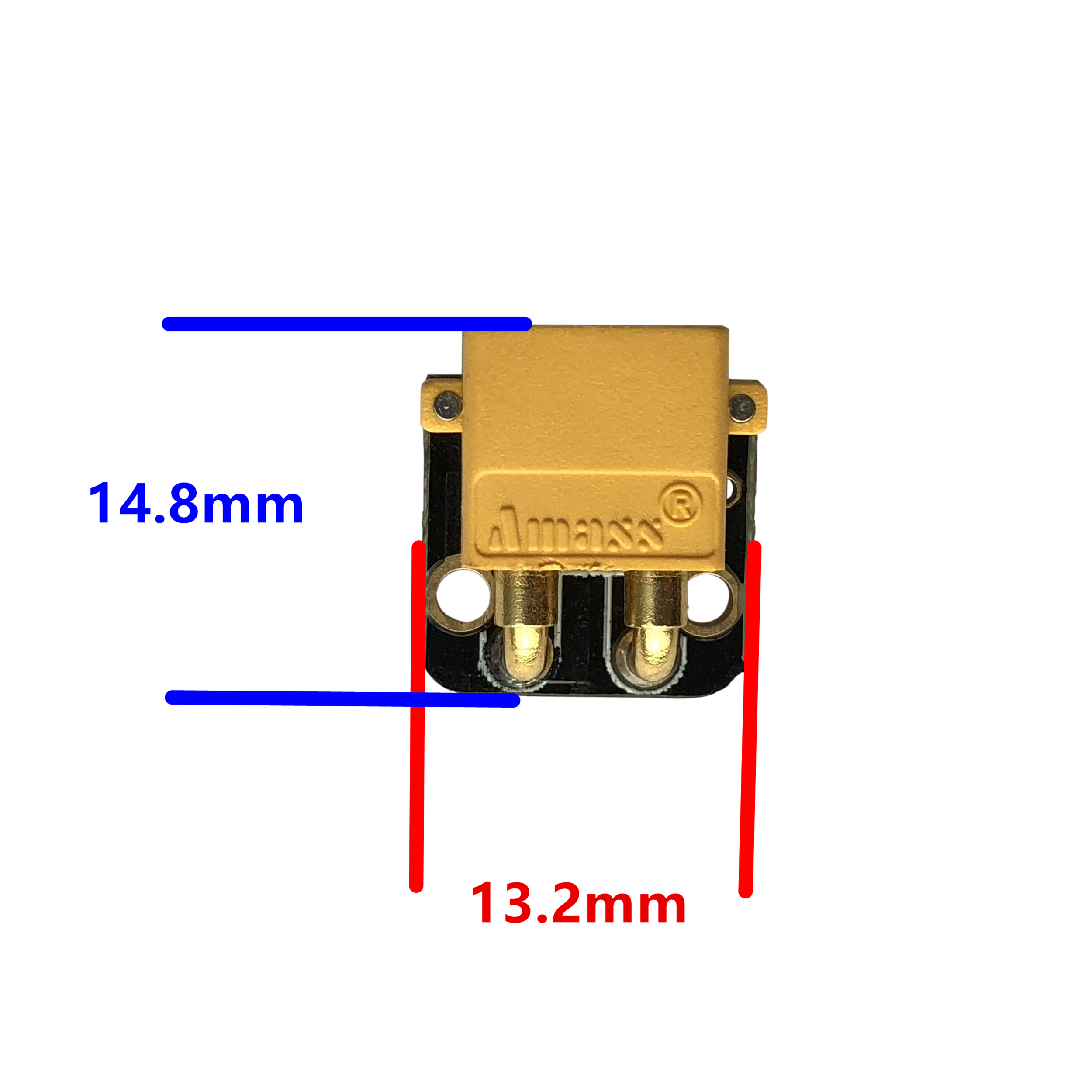 FSD Amass XT30 Current Sensor