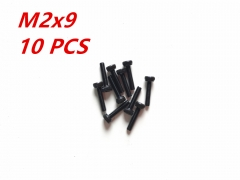 M2x9 Alloy Steel Hexagon Socket Head Cap Screws Metric