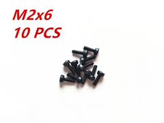 M2x6 Alloy Steel Hexagon Socket Head Cap Screws Metric
