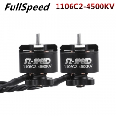 Full Speed 1106 C2 4500KV 2-4S Brushless Motor