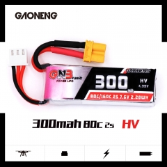 GNB 2S 300Mah HV 80C/160C Battery
