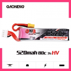 GNB 3S 520Mha HV 80C/160C Battery