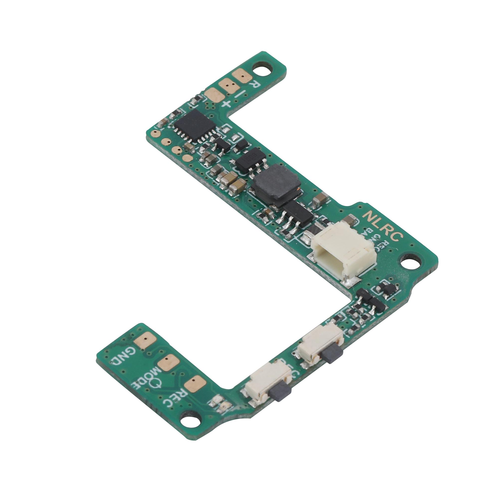 Namelessrc 2~6s 5v/1.5a sunny bec module for gopro hero6/7