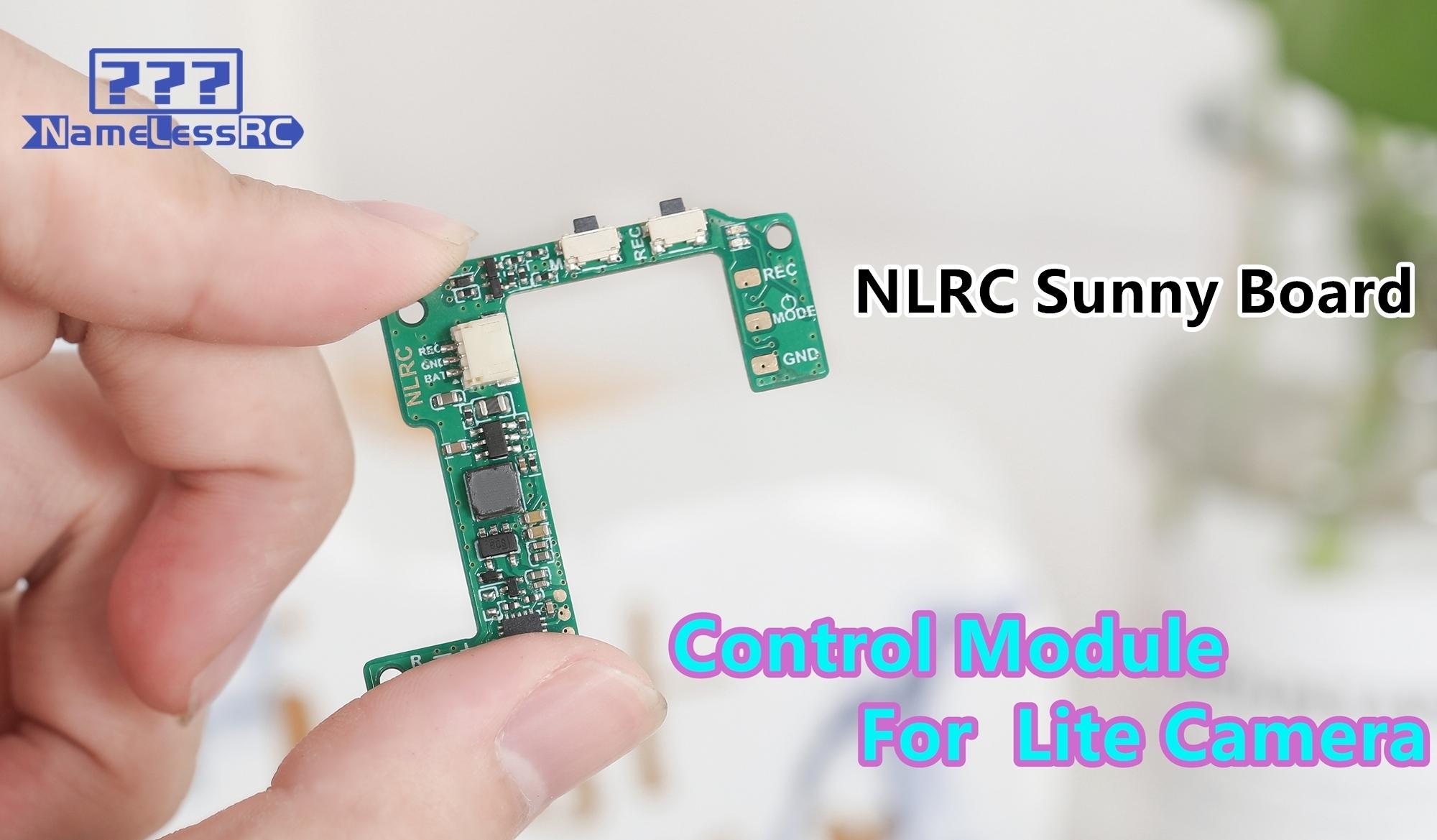 NameLessRC Sunny BEC Module for GP Hero6/7,Cam & VTX