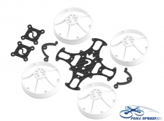 FullSpeed TinyPusher FPV Brushless CineWhoop frame kit